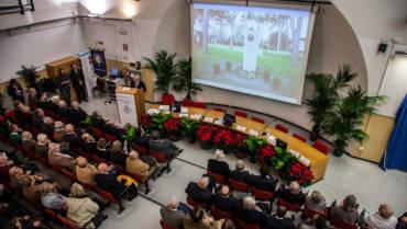 Inaugurazione della Lapide Commemorativa del Prof. Mario Selli