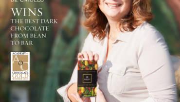 Cioccolata Amedei, un nuovo riconoscimento internazionale