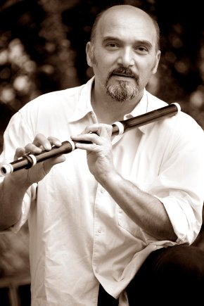 Carlo Ipata e Auser Musici testimonial Arpa