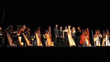 CELTIC HARP HORCHESTRA