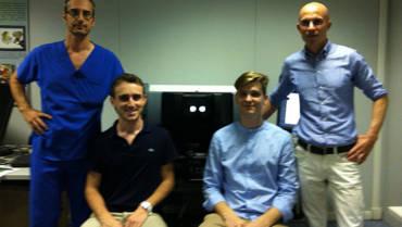 Chirurgia robotica: grande successo della Pisa Cup