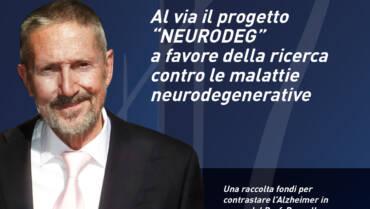 """Al via il progetto """"Neurodeg"""" curato da Fondazione Arpa: un sostegno contro le malattie neurodegenerative"""